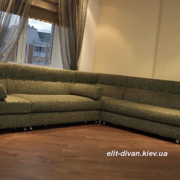 элитный диван угловой на заказ