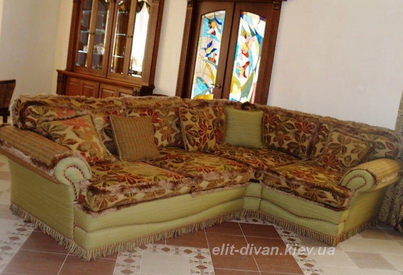выбрать угловой диван