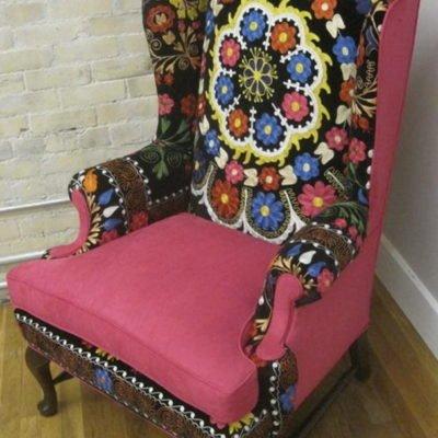 английское кресло под заказ