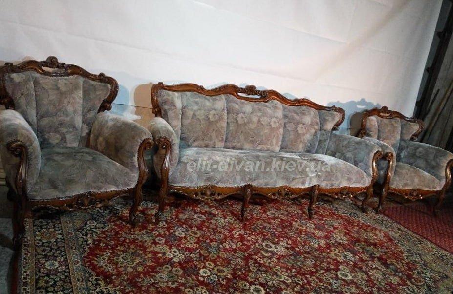 Классическая мебель барокко