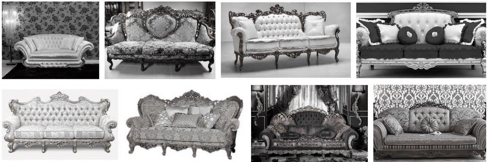 мебель в стиле бароко