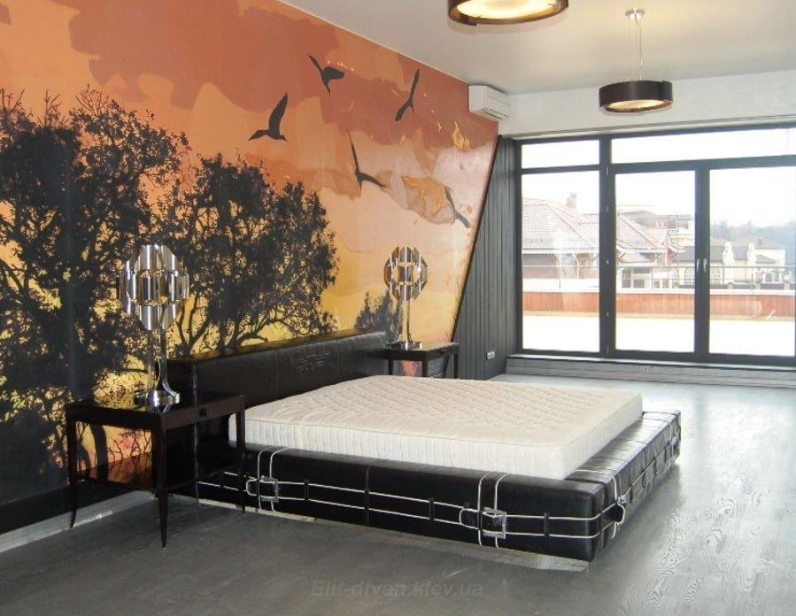 кровать в частный дом