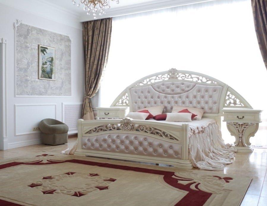 барокко кровать