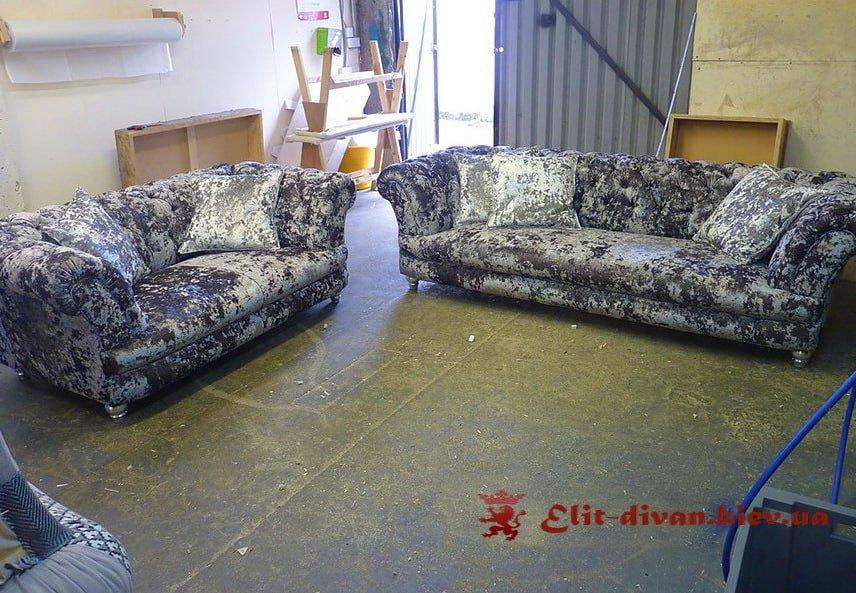 два дивана на заказ