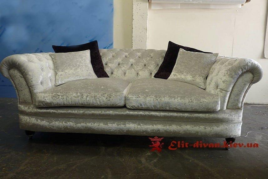 прямой диван под заказ