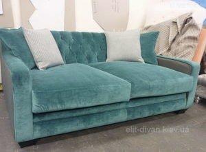 диван зеленый на заказ