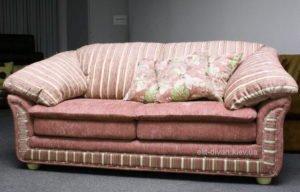 красный диван на заказ