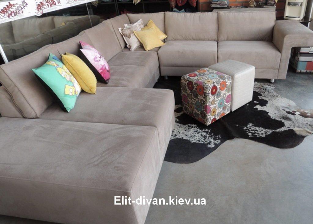 производство диванов любой сложности