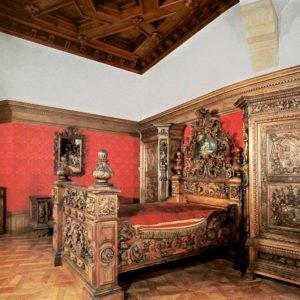 готический стиль мебели