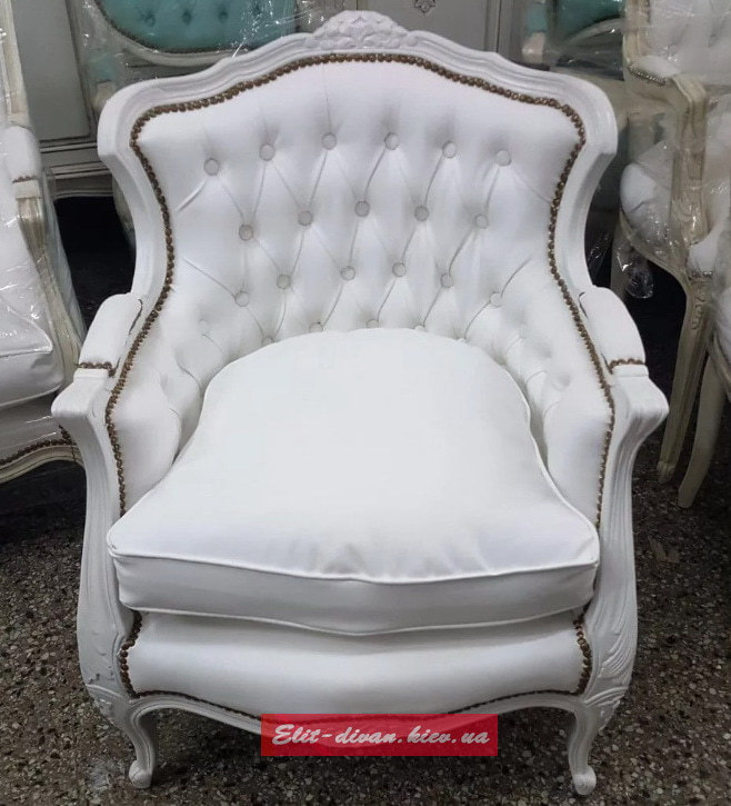 белоке кресло рокко на заказ