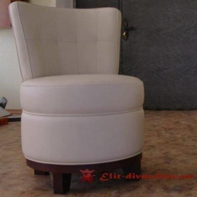 креативное круглое кресло