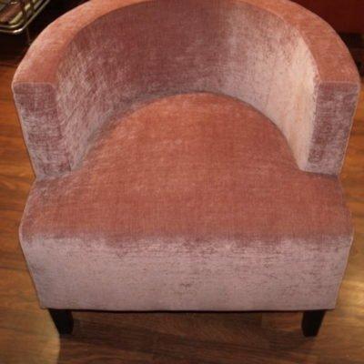 заказное кресло пудра