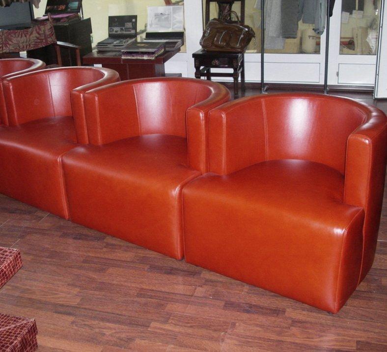 смежные кресла на заказ