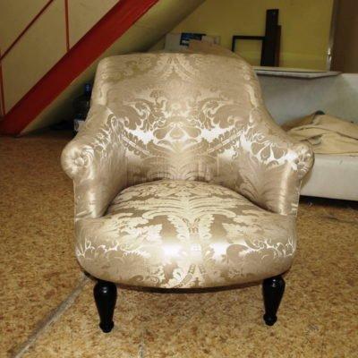 классическое кресло на заказ