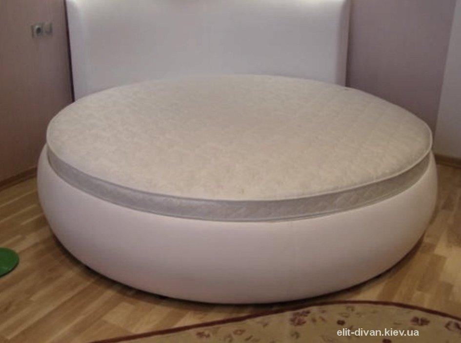 круглые кровати на заказ в Киеве