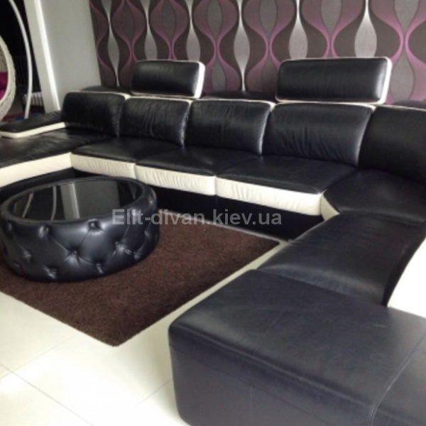 черная мебель модульная