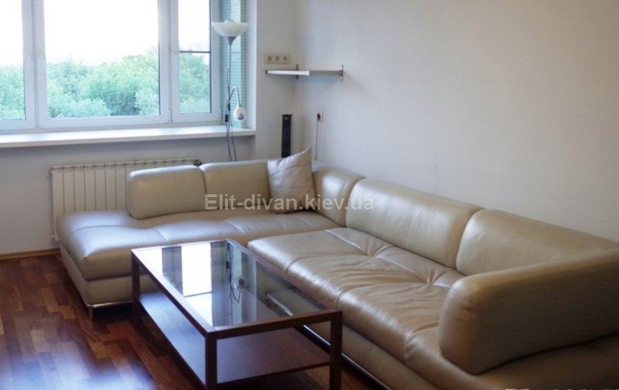белая модульная мебель