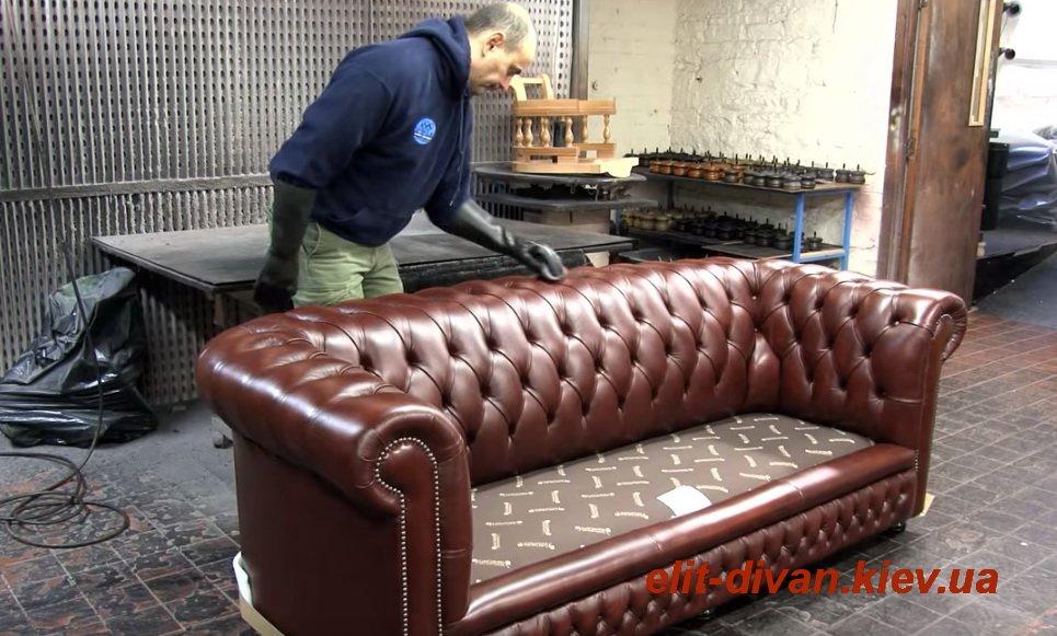 порядок заказа дивана в Киеве