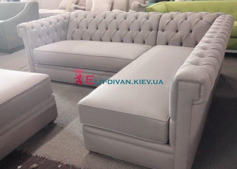 изготовление мягкой мебели под заказ в Киеве