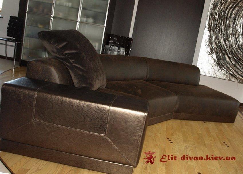 радиусная мягкая мебель под заказ