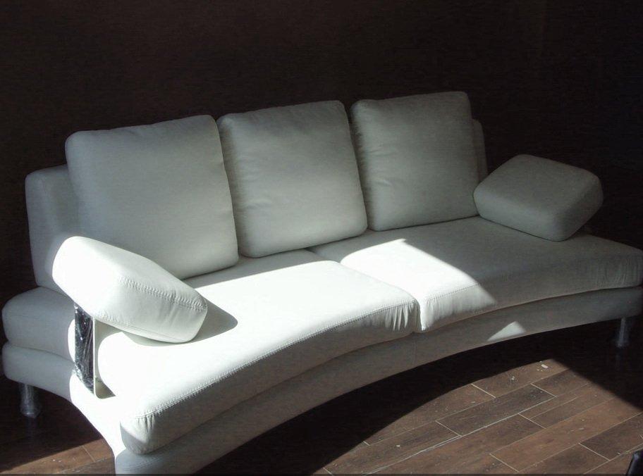 Радиусный диван на заказ Киев