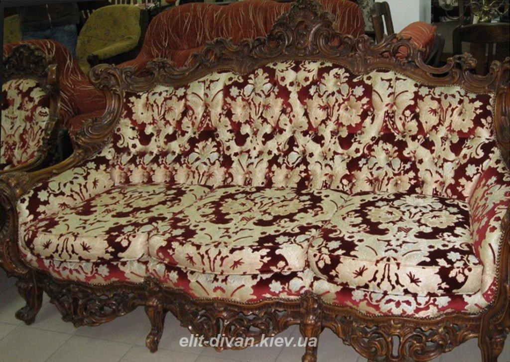 диван рококо