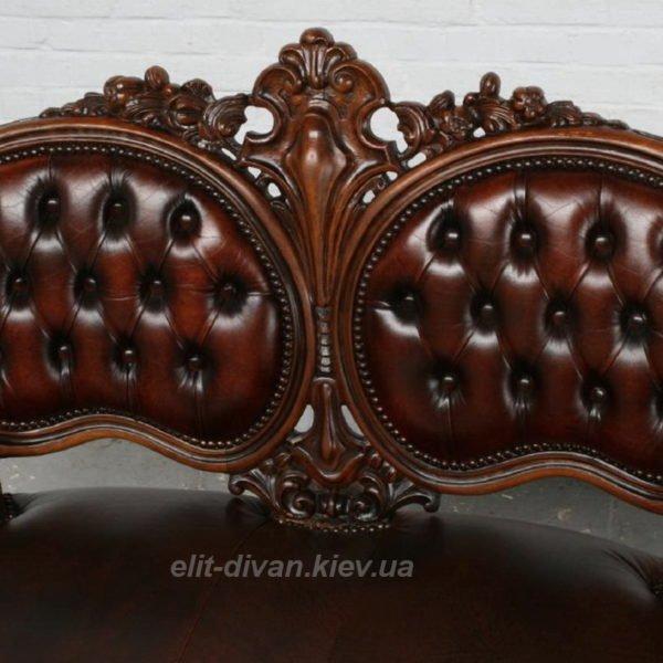 мягкая мебель в стиле рококо