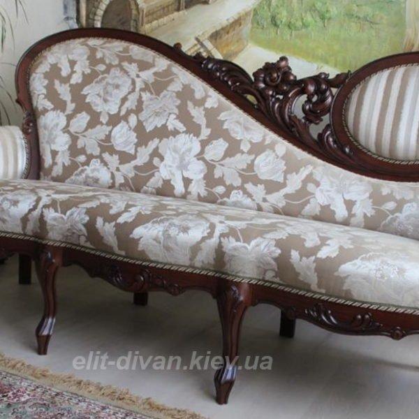 кресла в стиле рококо