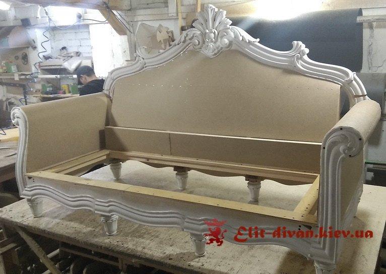 диван бороко на заказ