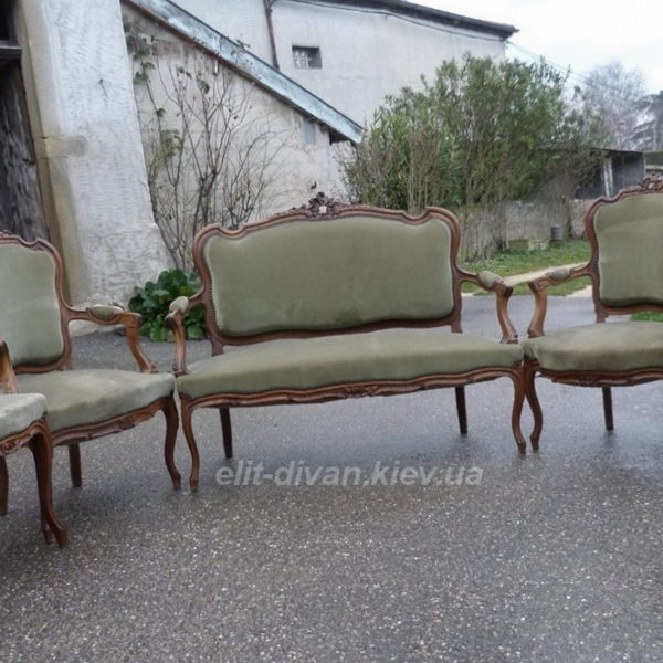 мебель рококо