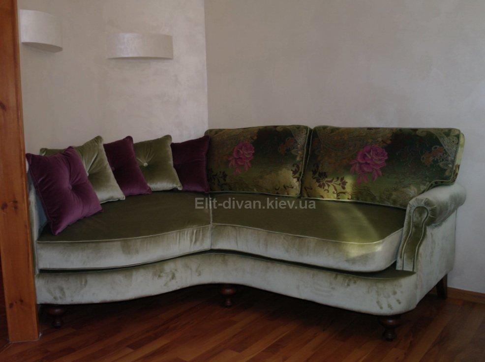 мягкая мебель полукруглая под заказ ЖИтомир