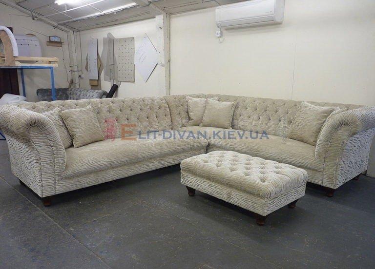 мягкая мебель на заказ в Киеве