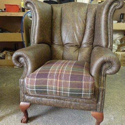 Дизайнерські крісла на замовлення