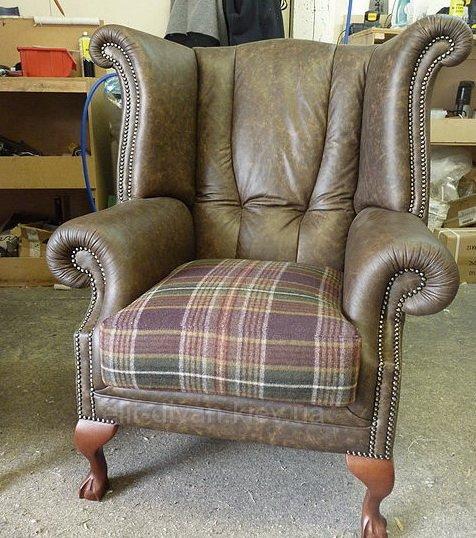 кресло классическое под заказ