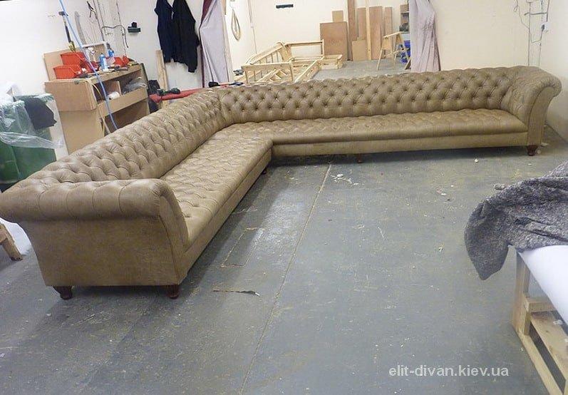 grand canapé d'angle