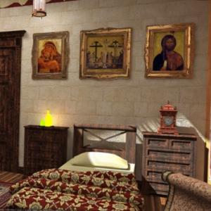 Византийский стиль мебели