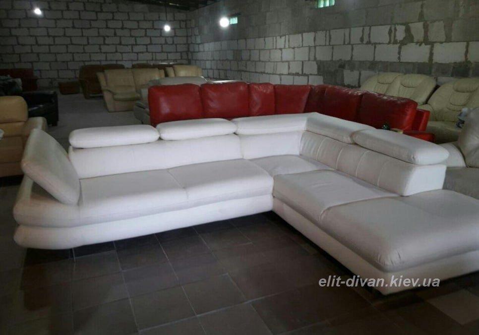 кожаные диваны на заказ в Киеве