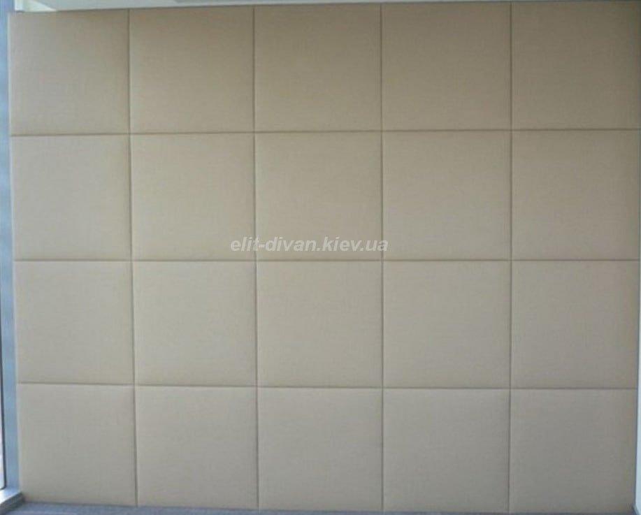 белая декоративная панель