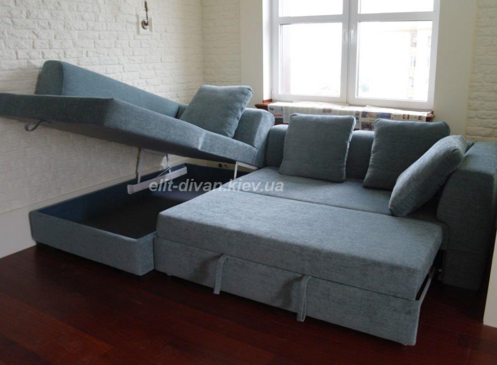 раскладной диван на заказ