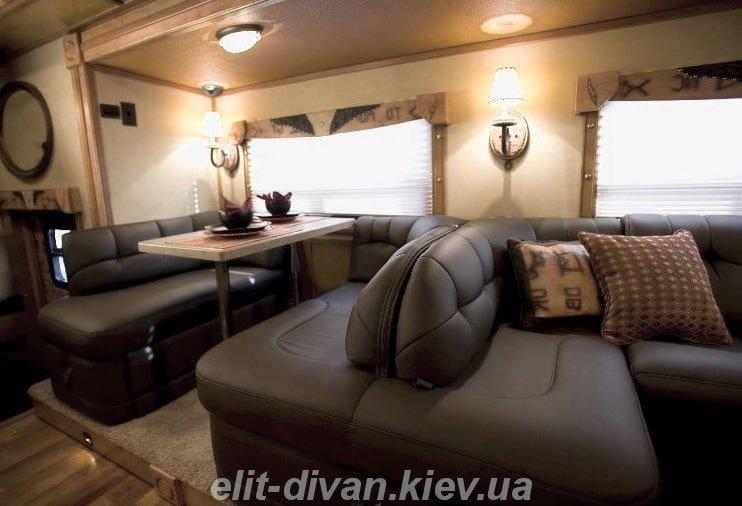 мягкая мебель для транспорта