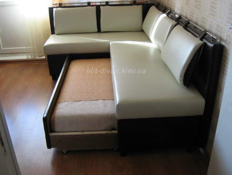 мягкая мебель для кухни недорого со спальным местом