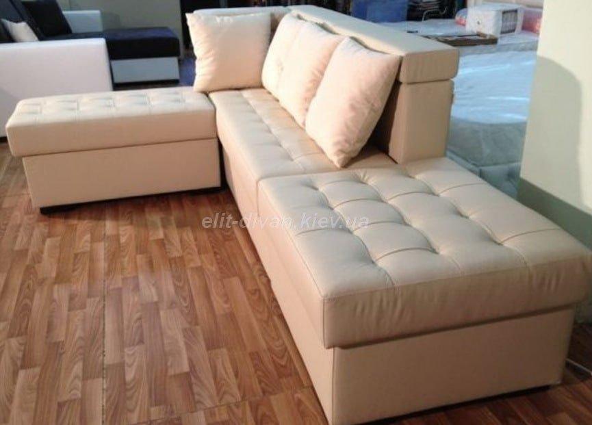 мягкий кухонный диван