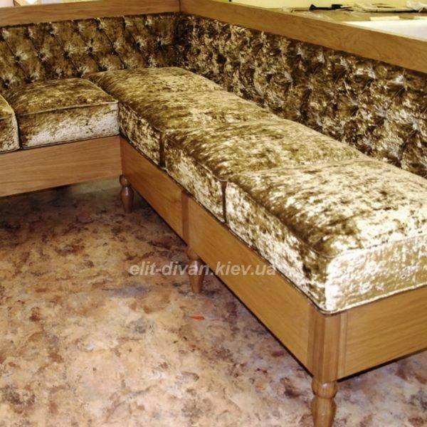 кухонный авторский диван честер