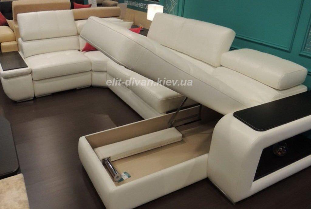угловой авторский диван