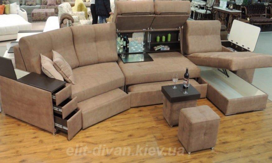 умный диван на заказ