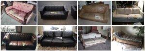 что делать со старым диваном