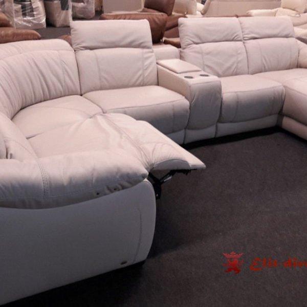 белый умный диван фирменный на заказ умный