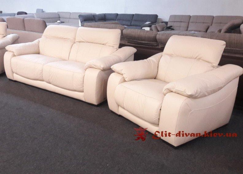 молочный диван