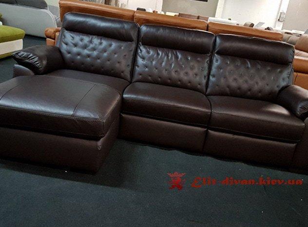 мягкая мебель в стиле хай-тек