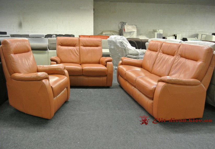 диван и кресла кожа